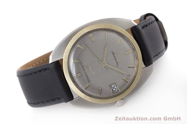 Used luxury watch Longines Ultra Chron steel / gold automatic Kal. 6652 Ref. 2924-431 VINTAGE  | 161147 03