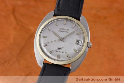 LONGINES ULTRA CHRON STEEL / GOLD AUTOMATIC KAL. 6652 VINTAGE [161147]