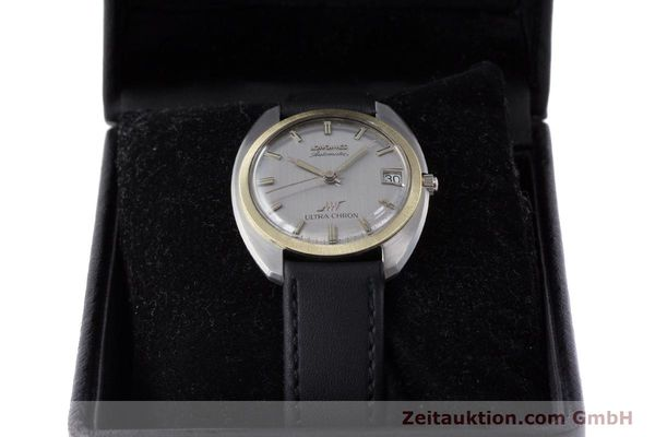 Used luxury watch Longines Ultra Chron steel / gold automatic Kal. 6652 Ref. 2924-431 VINTAGE  | 161147 07