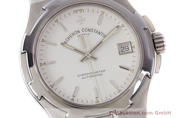 Used luxury watch Vacheron & Constantin Overseas steel automatic Kal. 1310  | 161153 02