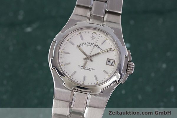VACHERON & CONSTANTIN OVERSEAS CHRONOMETER AUTOMATIC HERRENUHR VP: 13000,- Euro [161153]