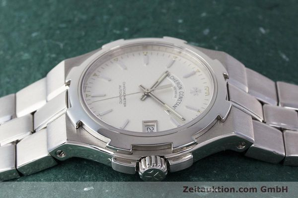 Used luxury watch Vacheron & Constantin Overseas steel automatic Kal. 1310  | 161153 05