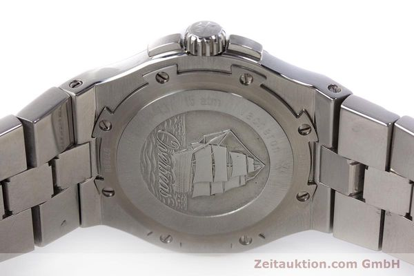 Used luxury watch Vacheron & Constantin Overseas steel automatic Kal. 1310  | 161153 09