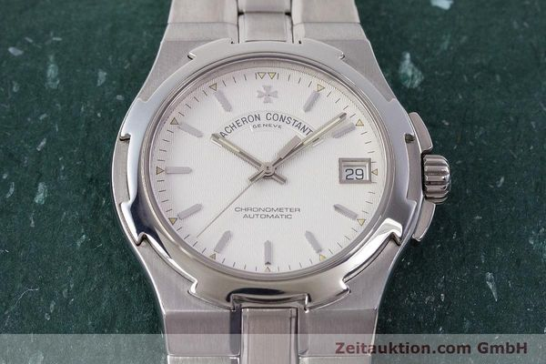 Used luxury watch Vacheron & Constantin Overseas steel automatic Kal. 1310  | 161153 17
