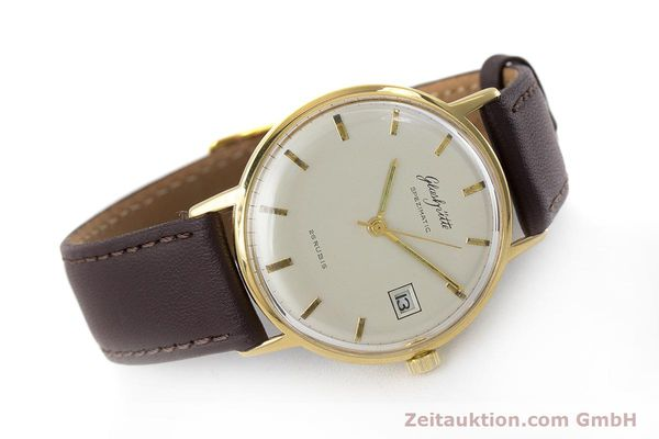Used luxury watch Glashütte Spezimatic gold-plated automatic Kal. 75 VINTAGE  | 161160 03