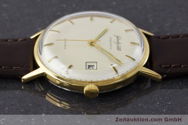 Used luxury watch Glashütte Spezimatic gold-plated automatic Kal. 75 VINTAGE  | 161160 05