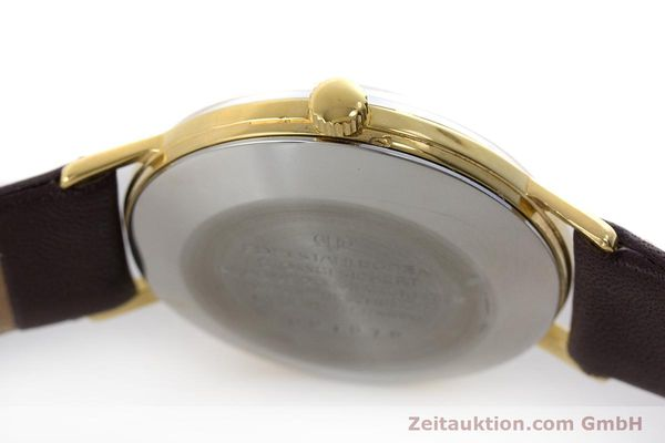 Used luxury watch Glashütte Spezimatic gold-plated automatic Kal. 75 VINTAGE  | 161160 08