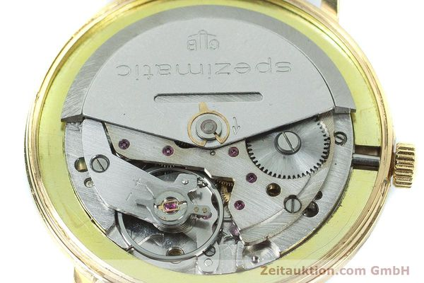 Used luxury watch Glashütte Spezimatic gold-plated automatic Kal. 75 VINTAGE  | 161160 10