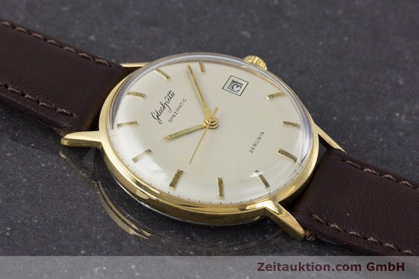 Used luxury watch Glashütte Spezimatic gold-plated automatic Kal. 75 VINTAGE  | 161160 12
