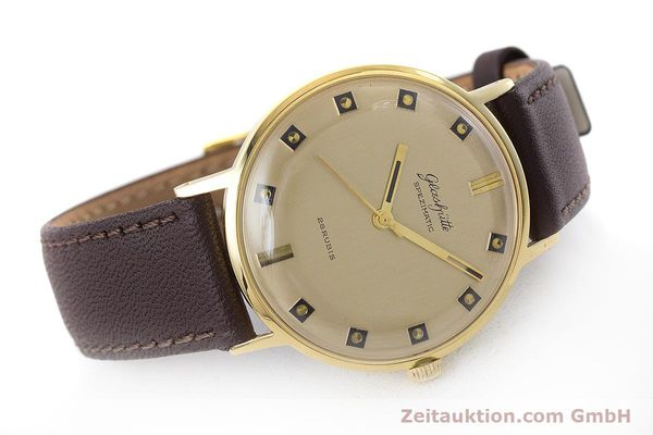 Used luxury watch Glashütte Spezimatic gold-plated automatic Kal. 74 VINTAGE  | 161161 03