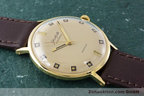 Used luxury watch Glashütte Spezimatic gold-plated automatic Kal. 74 VINTAGE  | 161161 12