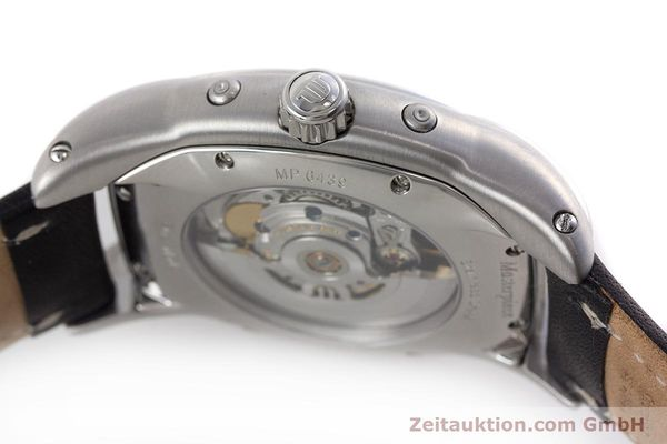 Used luxury watch Maurice Lacroix Masterpiece steel automatic Kal. ML37 ETA2824-2 Ref. MP6439  | 161173 08