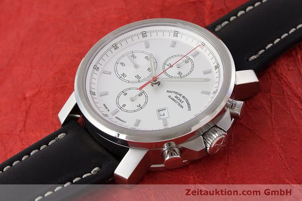 Used luxury watch Mühle 29er Chronograph chronograph steel automatic Kal. ETA 7750 Ref. M1-25-40  | 161182 01