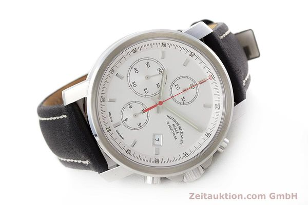 Used luxury watch Mühle 29er Chronograph chronograph steel automatic Kal. ETA 7750 Ref. M1-25-40  | 161182 03