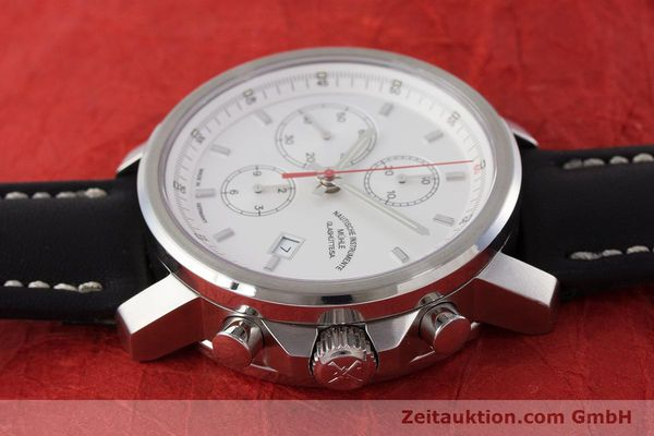 Used luxury watch Mühle 29er Chronograph chronograph steel automatic Kal. ETA 7750 Ref. M1-25-40  | 161182 05