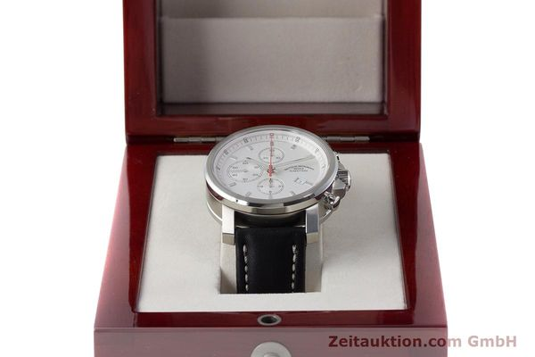 Used luxury watch Mühle 29er Chronograph chronograph steel automatic Kal. ETA 7750 Ref. M1-25-40  | 161182 07