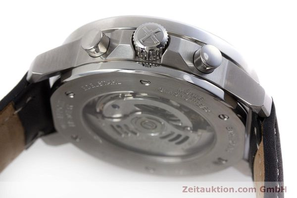 Used luxury watch Mühle 29er Chronograph chronograph steel automatic Kal. ETA 7750 Ref. M1-25-40  | 161182 11