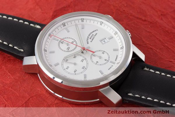 Used luxury watch Mühle 29er Chronograph chronograph steel automatic Kal. ETA 7750 Ref. M1-25-40  | 161182 15