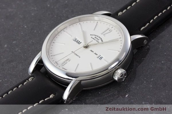 Used luxury watch Mühle Robert Mühle steel automatic Kal. Sellita SW220 Ref. M1-10-65 LIMITED EDITION | 161183 01
