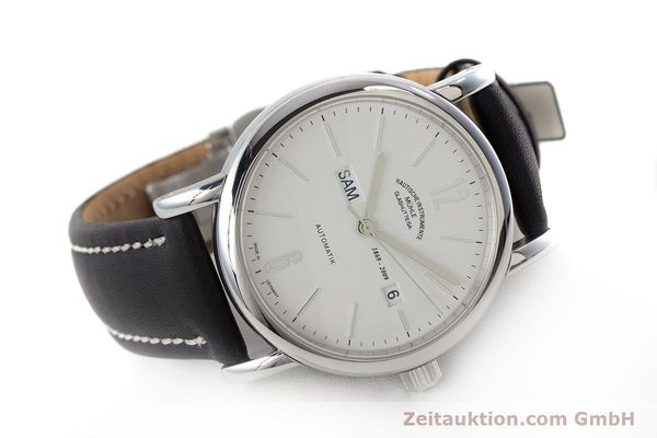Used luxury watch Mühle Robert Mühle steel automatic Kal. Sellita SW220 Ref. M1-10-65 LIMITED EDITION | 161183 03