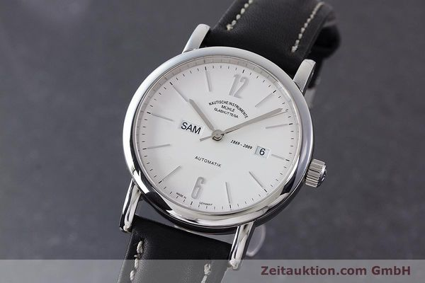 Used luxury watch Mühle Robert Mühle steel automatic Kal. Sellita SW220 Ref. M1-10-65 LIMITED EDITION | 161183 04