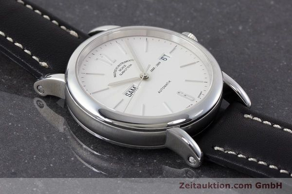 Used luxury watch Mühle Robert Mühle steel automatic Kal. Sellita SW220 Ref. M1-10-65 LIMITED EDITION | 161183 15