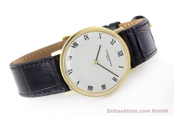 Used luxury watch Vacheron & Constantin * 18 ct gold manual winding Kal. 1014 Ref. 7811 VINTAGE  | 161184 03