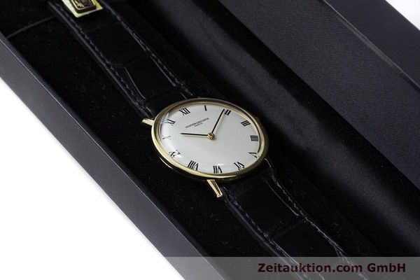 Used luxury watch Vacheron & Constantin * 18 ct gold manual winding Kal. 1014 Ref. 7811 VINTAGE  | 161184 07
