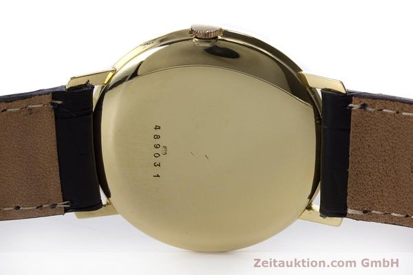 Used luxury watch Vacheron & Constantin * 18 ct gold manual winding Kal. 1014 Ref. 7811 VINTAGE  | 161184 08