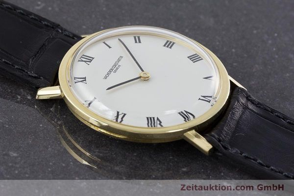 Used luxury watch Vacheron & Constantin * 18 ct gold manual winding Kal. 1014 Ref. 7811 VINTAGE  | 161184 13