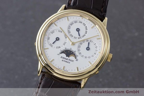AUDEMARS PIGUET EWIGER KALENDER OR 18 CT AUTOMATIQUE KAL. 2120/1 [161185]