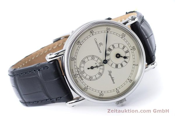 Used luxury watch Chronoswiss Regulateur steel automatic Kal. 122 Ref. CH1223  | 161187 03