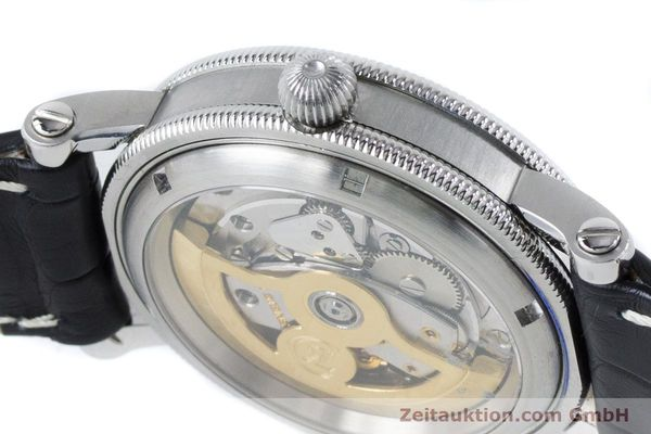 Used luxury watch Chronoswiss Regulateur steel automatic Kal. 122 Ref. CH1223  | 161187 08