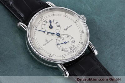 CHRONOSWISS REGULATEUR ACCIAIO AUTOMATISMO KAL. 122 LP: 5200EUR [161187]