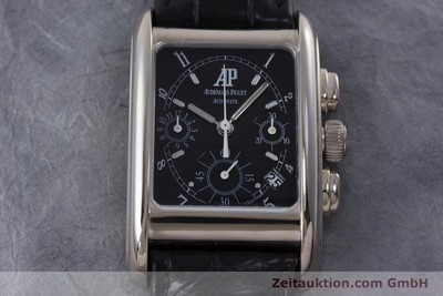 AUDEMARS PIGUET EDWARD PIGUET CHRONOGRAPH 18 CT WHITE GOLD AUTOMATIC KAL. 2385 LP: 36400EUR [161189]