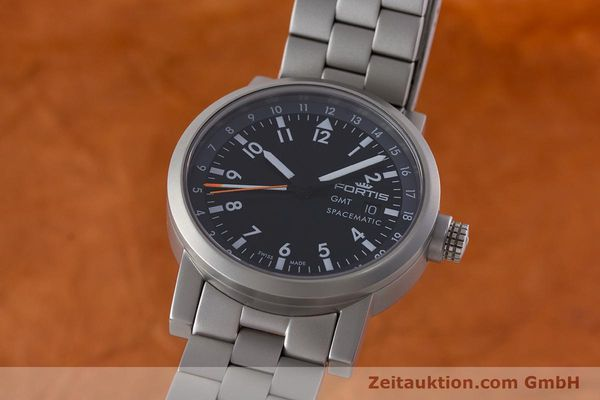 FORTIS SPACEMATIC ACIER AUTOMATIQUE KAL. ETA 2893-2 LP: 1305EUR [161199]