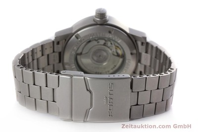 FORTIS SPACEMATIC GMT HERRENUHR AUTOMATIK FLIEGERUHR 624.22.148 VP: 1305,- Euro [161199]