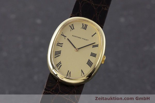 AUDEMARS PIGUET 18 CT GOLD MANUAL WINDING KAL. 2052 LP: 18800EUR [161202]