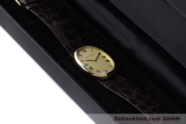 Used luxury watch Audemars Piguet * 18 ct gold manual winding Kal. 2052  | 161202 07