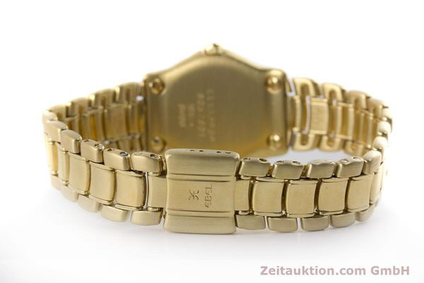 Used luxury watch Ebel 1911 18 ct gold quartz Kal. 57 Ref. 8057901  | 161204 10