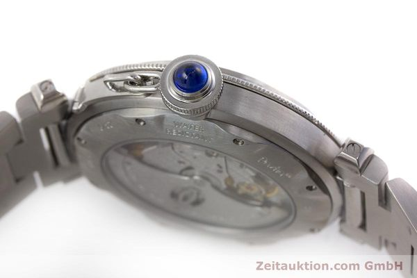 Used luxury watch Cartier Pasha steel automatic Kal. 191 Ref. 2379  | 161208 08