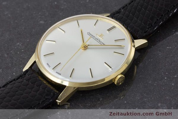 Used luxury watch Jaeger Le Coultre * 18 ct gold manual winding Kal. 885 Ref. 20002/21002  | 161209 01