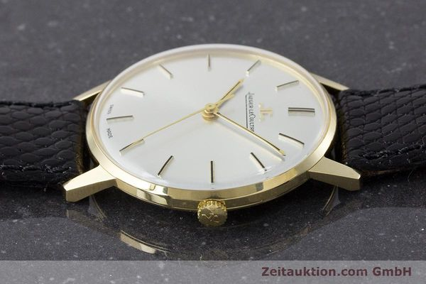 Used luxury watch Jaeger Le Coultre * 18 ct gold manual winding Kal. 885 Ref. 20002/21002  | 161209 05