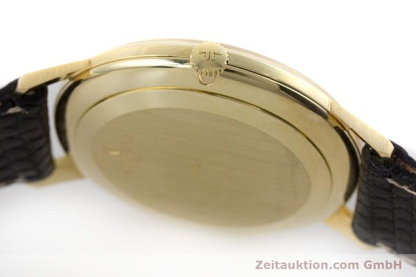 Used luxury watch Jaeger Le Coultre * 18 ct gold manual winding Kal. 885 Ref. 20002/21002  | 161209 11