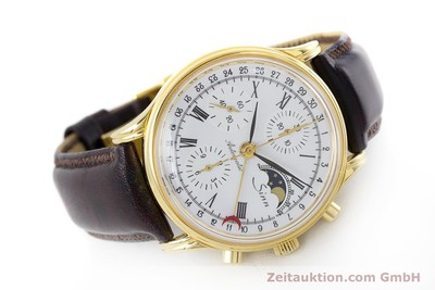 SINN CHRONOGRAPH GOLD-PLATED AUTOMATIC KAL. VAL 7750 [161224]
