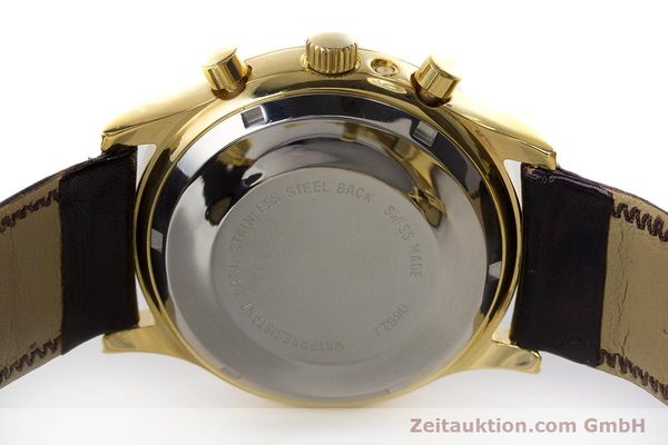 Used luxury watch Sinn * chronograph gold-plated automatic Kal. Val 7750 Ref. 77990  | 161224 09