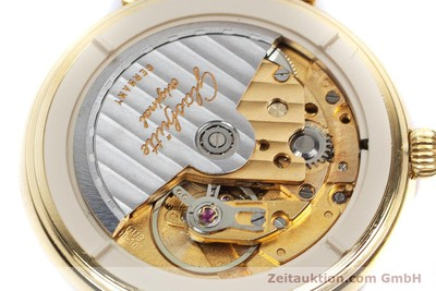 GLASHÜTTE GOLD-PLATED AUTOMATIC KAL. GUB 10-30 [161227]