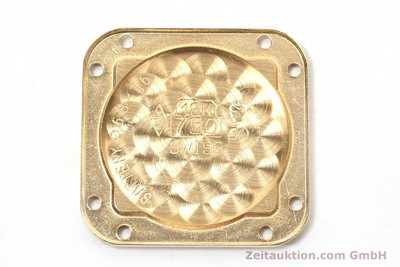 CARTIER LADY 18K GOLD 0,750 PANTHERE DIAMANTEN KARREE DAMENUHR VP: 21900,- Euro [161228]