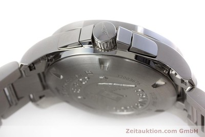 LONGINES CONQUEST CHRONOGRAPH STEEL AUTOMATIC KAL. L667.2 ETA 7750 LP: 2340EUR [161230]