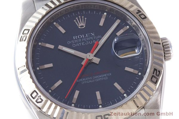Used luxury watch Rolex Datejust steel / white gold automatic Kal. 3135 Ref. 116264  | 161232 02